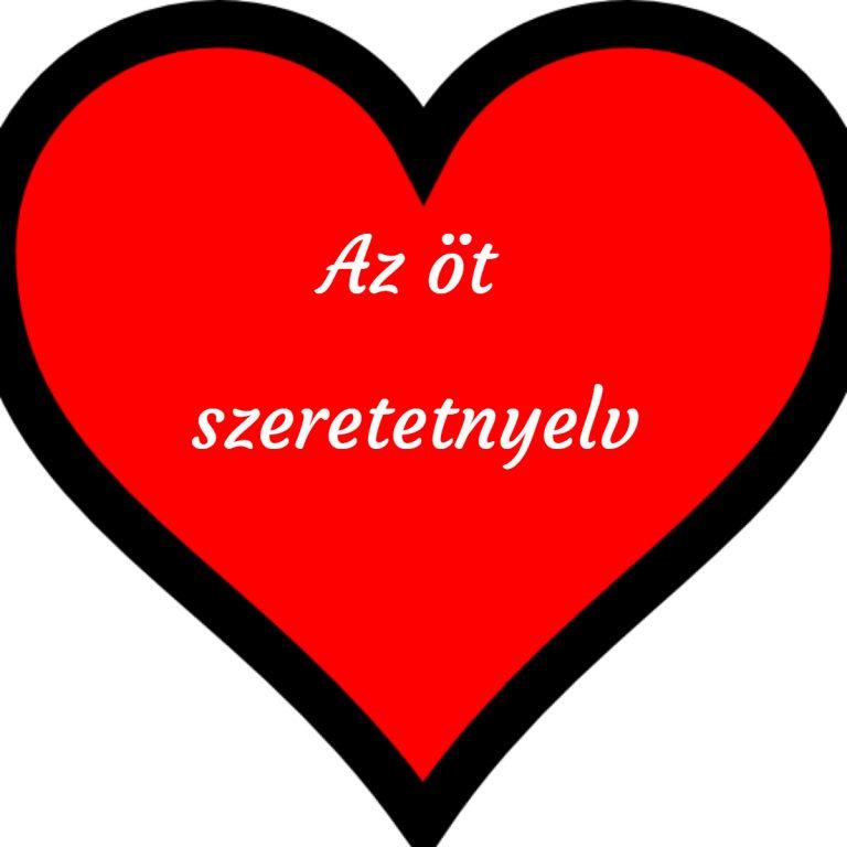 az 5 szeretetnyelv