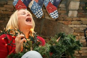 karácsonyi parázás