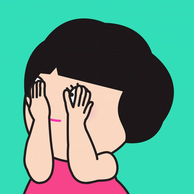 szorongás tünetei